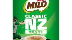 Milo takes reverts back to original recipe