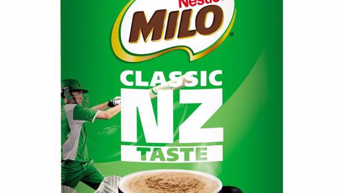 Nestle is reverting back to its original Milo recipe. Photo / Supplied