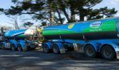 A Fonterra milk tanker. (Photo / File)