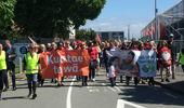 A teacher's strike in Christchurch. (Photo / File)