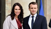 Barry Soper: Ardern used by Macron to boost his image