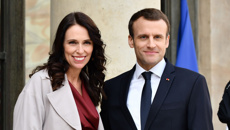 Barry Soper: Jacinda Ardern being used by Emmanuel Macron to boost his image