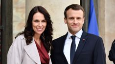 Barry Soper: Jacinda Ardern being used by Emmanuel Macron to boost his image