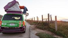 Jucy bringing in fully electric camper vans