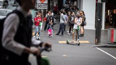 Brakes go on e-scooters: Speed limit imposed in parts of Auckland