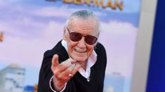Former manager charged with elder abuse of Marvel's Stan Lee