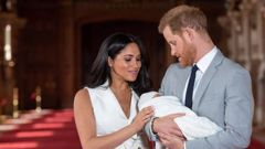 "New parents Prince Harry and Meghan Markle have ""scaled down"" on staff. (Photo / Getty)"