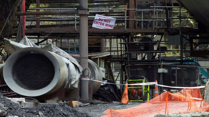 The Pike RIver Mine re-entry nis back on after leaky tubes that delayed the long-awaited re-entry were replaced. (Photo / File)