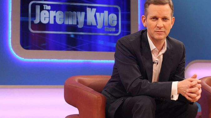 The Jeremy Kyle Show was taken off air indefinitely following death of a guest. (Photo / File)