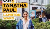 Tamatha Paul is running as a Lambton Ward candidate this year (Photo / Supplied)