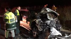 Four people in hospital after high-speed, head-on crash north of Auckland