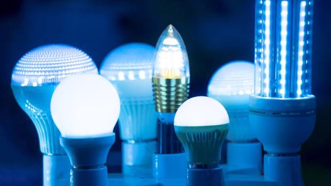 Experts warn having LED lights in your house can cause irreversible damage. (Photo / Getty)