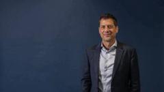 Xero chief executive Steve Vamos. Photo/Supplied.