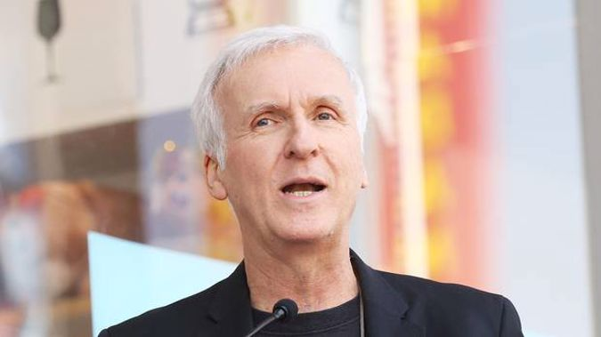 James Cameron. Photo / Getty Images.