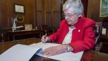Alabama abortion legislation signed into law