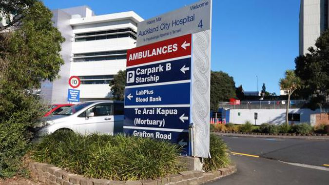 Auckland City Hospital is to get a new $30m stroke inpatient unit. (Photo / Doug Sherring)