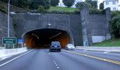 A second Terrace Tunnel won't be included in the propsal. (Photo / NZ Herald)