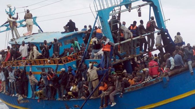 The Liberal-led government has all but stopped asylum-seekers from coming to Australia by boats. Photo / Getty Images