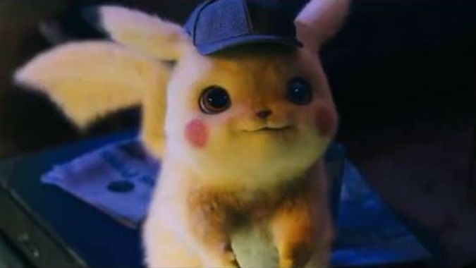 Francesca Rudkin: Will Detective Pikachu catch your attention?