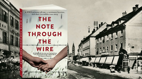 Catherine Raynes: The Note Through the Wire and Redemption
