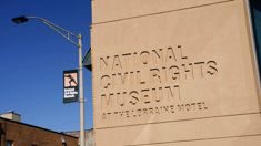 Megan Singleton: Visiting the Civil Rights Museum