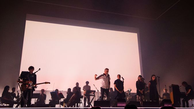 Andrew Dickens: The National, I Am Easy to Find