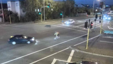 Christchurch police appeal for information over car vs cyclist crash