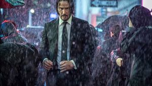 Keanu Reeves in a scene from John Wick: Chapter 3 - Parabellum. (Photo / Supplied)