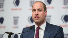 Prince William opens on death of Princess Diana