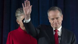 Bill Shorten was meant to be Australia's Prime Minister, according to the polls. (Photo / Getty)
