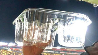 Westpac Stadium charging $1 for new plastic drink tray