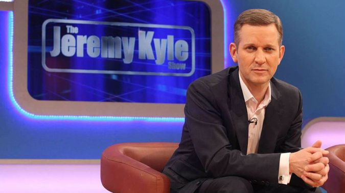 The Jeremy Kyle Show was taken off air indefinitely following death of a guest. (Photo / ITV)