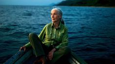 Dr Jane Goodall: People change by reaching their hearts with stories