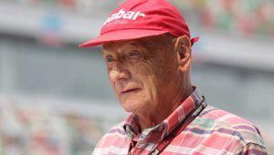 Niki Lauda, seen here in 2013, has passed away. (Photo / Photosport)