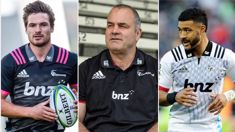 Crusaders, NZ Rugby launch review into 'very serious' allegations