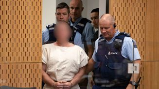 Terror charges filed against Christchurch gunman
