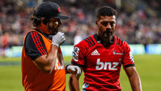Heather du Plessis-Allan: Crusaders need to stand players down during investigation