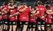 The Crusaders are under review after allegations were made against them in South Africa. (Photo / NZ Herald)