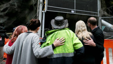Pike River risk assessments continue today