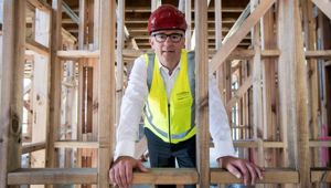 Not many of them turned out to be built by poor old Phil Twyford, who must surely be in line for a major re-shuffle after the Budget when the Prime Minister re-jigs her Cabinet.