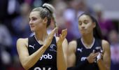 The Massey University study used the Silver Ferns as a case study. Photo / Getty Images.