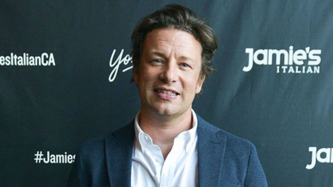 The restaurant chain of British chef Jamie Oliver, pictured in 2017, has gone into administration, leaving around 1300 without jobs. (Photo / File)