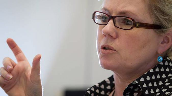 Retirement Commissioner Diane Maxwell. (Photo / Sarah Ivey)