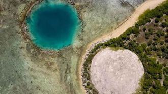 Concerns nuclear waste in Marshall Islands at risk of leaking