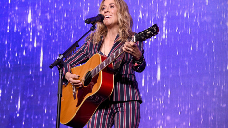 Sheryl Crow talks her latest album