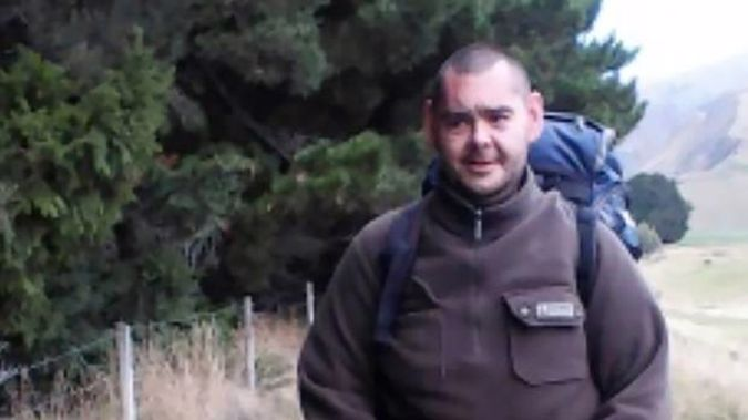 Timothy Clements, 36, has been found after failing to return from a multi-day hike on Monday. (Photo / Supplied)