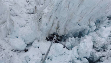 Report reveals reasons behind Fox Glacier helicopter crash