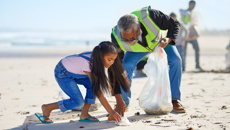 Second climate change protest to involve tree-planting, beach cleanups