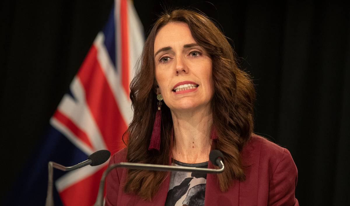Prime Minister Jacinda Ardern says a balance of positive and negative criticism to the Government's decision to relax its Budget Responsibility Rules is 'about right'. (Photo / Supplied)