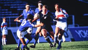 Sir John Kirwan: Terrific memories of the 1987 World Cup